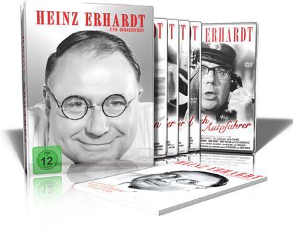 Heinz Erhardt - ...und dergleichen (Edizione Limitata, Steelbook, 5 DVD)