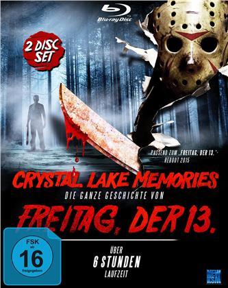 Crystal Lake Memories - Die ganze Geschichte von Freitag der 13. (2013) (2 Blu-rays)