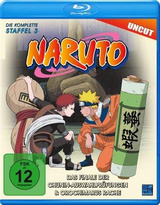 Naruto - Staffel 3 (Uncut)