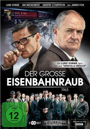 Der grosse Eisenbahnraub 1963 (2013) (2 DVDs)