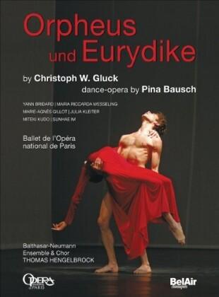 Ballet National De Paris, Balthasar-Neumann Ensemble & Chor, … - Gluck - Orphee & Eurydice (Bel Air Classique)