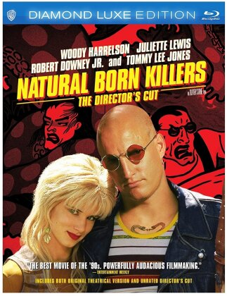Natural Born Killers (1994) (Diamond Luxe Edition, 2 Blu-rays)