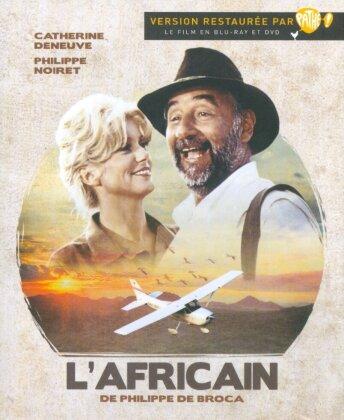 L'africain (1983) (Blu-ray + DVD)