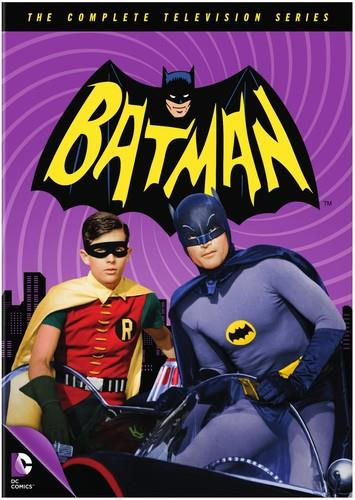 Batman: The Television Series - The Complete Series (18 DVDs)