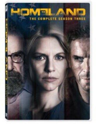 Homeland - Season 3 (3 DVDs)