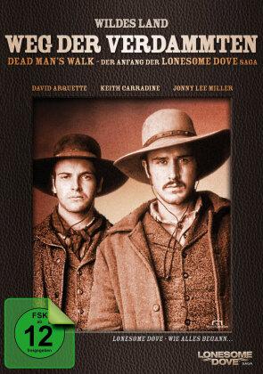 Wildes Land - Weg der Verdammten - Dead Man's Walk - Der Anfang der Lonesome Dove Saga (1996) (2 DVDs)