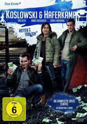Heiter bis tödlich - Staffel 1 - Koslowski & Haferkamp