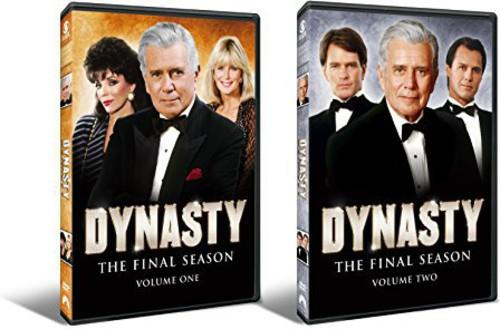 Dynasty - Season 9 - The Final Season (6 DVDs)