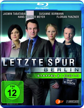 Letzte Spur Berlin - Staffel 2 (2 Blu-rays)
