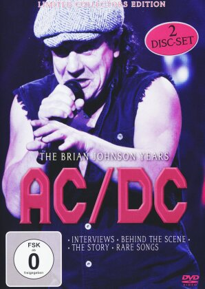 AC/DC - The Brian Johnson Years (Inofficial, DVD + CD)