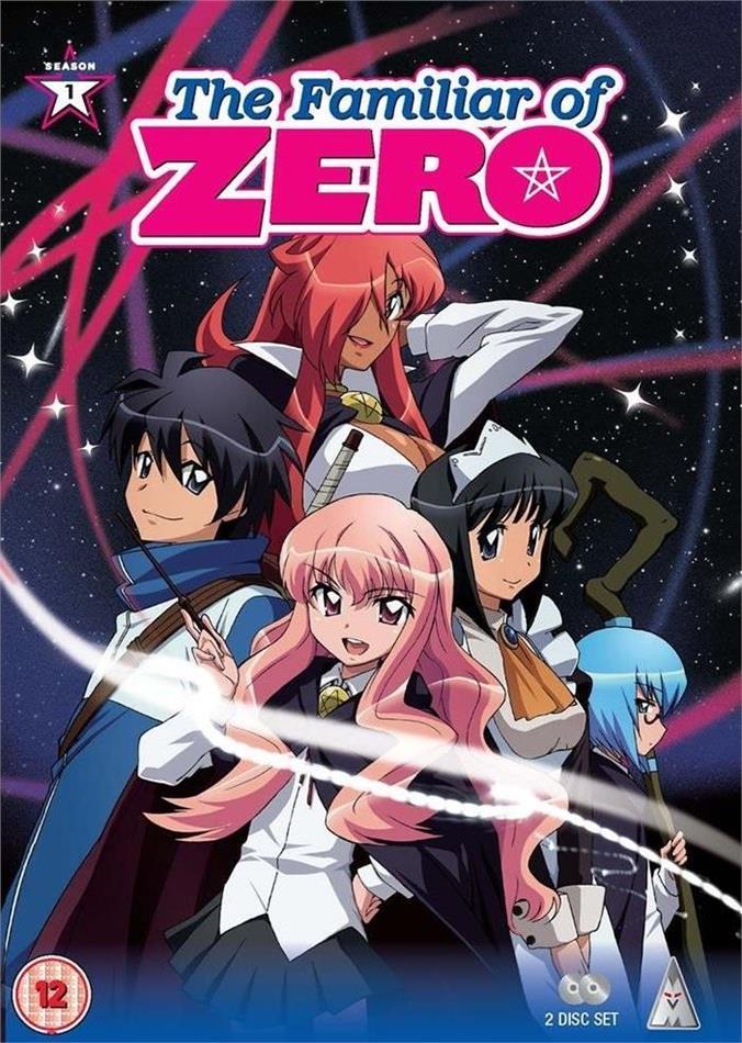 The Familiar of Zero - Season 1 (2 DVDs)