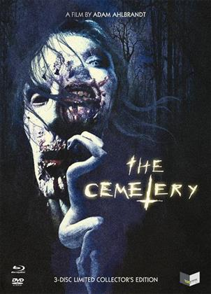 The Cemetery (Cover A, Limited Edition, Uncut, Blu-ray + 2 DVDs)