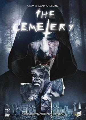 The Cemetery (Cover B, Limited Edition, Uncut, Blu-ray + 2 DVDs)