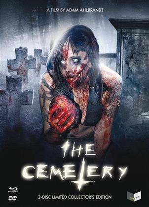 The Cemetery (Cover C, Limited Edition, Uncut, Blu-ray + 2 DVDs)