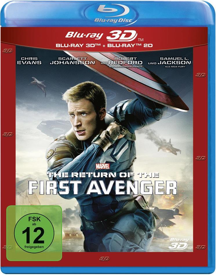 Captain America 2 - The Return of the First Avenger (2014)