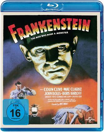 Frankenstein (1931) (s/w)