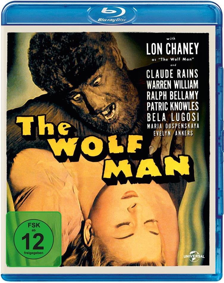 The Wolf Man (1941) (s/w)