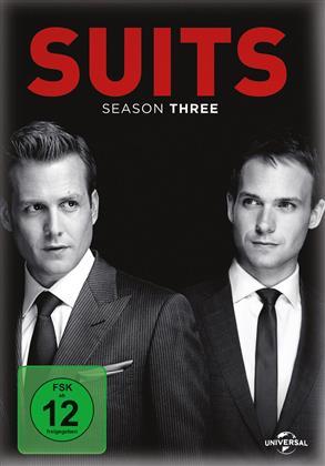 Suits - Staffel 3 (4 DVDs)