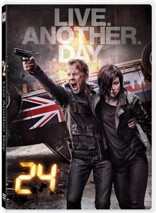 24 - Live Another Day (4 DVDs)