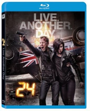 24 - Live Another Day (3 Blu-rays)