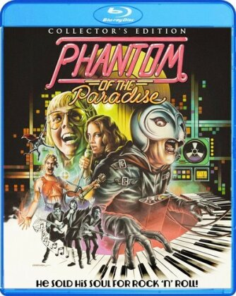Phantom of the Paradise (1974) (Collector's Edition)