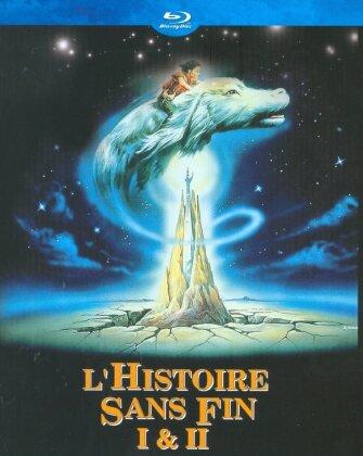 L'histoire sans fin 1 & 2 (2 Blu-rays)