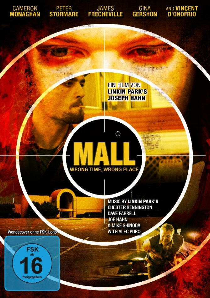 Mall - Wrong Time, Wrong Place (2014)