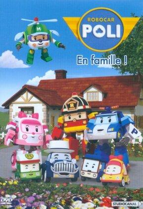 Robocar Poli - Vol. 6 - En famille !