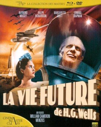 La vie future (1936) (s/w, Blu-ray + DVD)