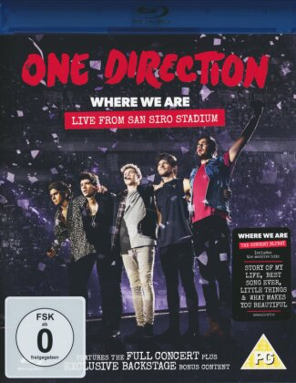 One Direction - Where we are - Live from San Siro Stadium