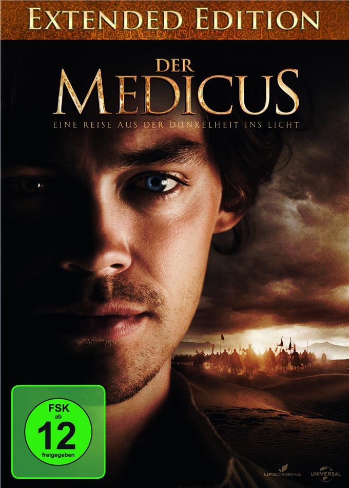 Der Medicus (2013) (Extended Edition, 2 DVDs)