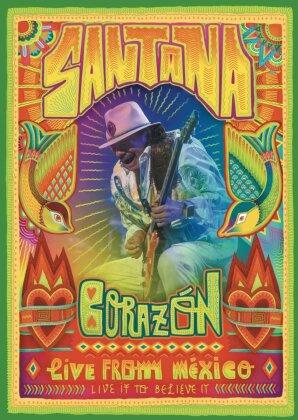 Santana - Corazón - Live From Mexico