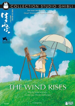 The Wind Rises - Wie der Wind sich hebt (2013) (Collection Studio Ghibli)
