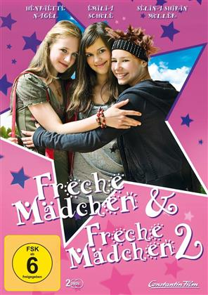 Freche Mädchen & Freche Mädchen 2 (2 DVDs)