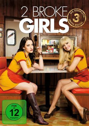 2 Broke Girls - Staffel 3 (3 DVDs)