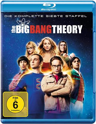 The Big Bang Theory - Staffel 7 (2 Blu-rays)