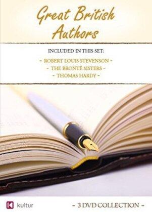 Great British Authors (3 DVDs)