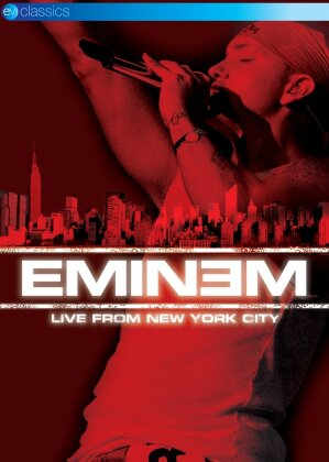 Eminem - Live From New York City (EV Classics)