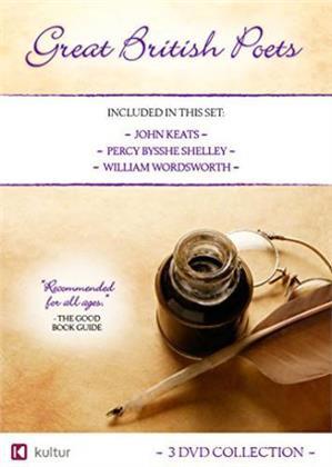 Great British Poets (3 DVDs)