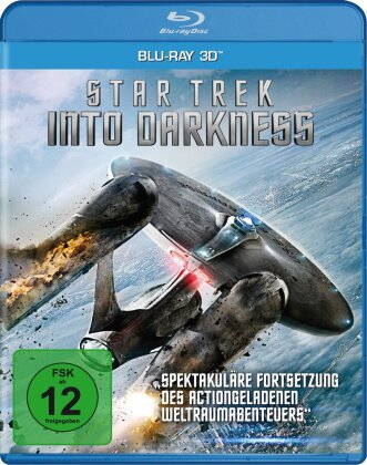 Star Trek 12 - Into Darkness (2013) (Single Edition)