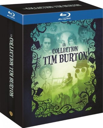 La Collection Tim Burton (4 Blu-rays)