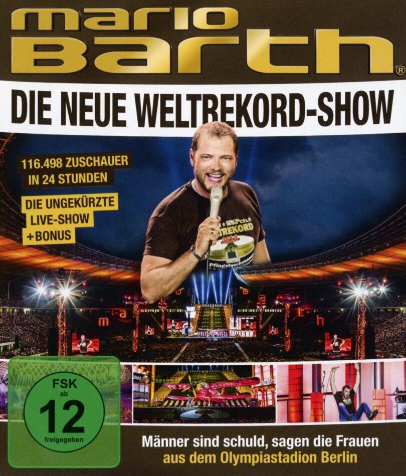 Mario Barth - Die neue Weltrekord-Show - Männer sind schuld, sagen die Frauen