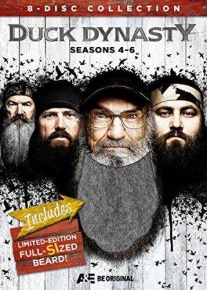 Duck Dynasty: Season 4-6 - Duck Dynasty: Season 4-6 (8PC) (Gift Set, 8 DVDs)