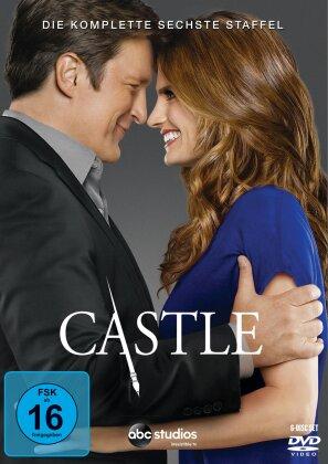 Castle - Staffel 6 (6 DVDs)