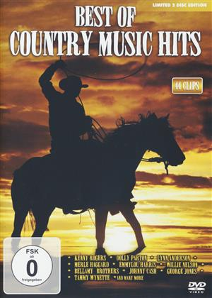 Various Artists - Best of Country Music Hits (Limited Edition, 2 DVDs)