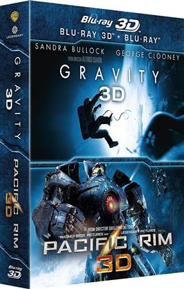 Gravity 3D (2013) / Pacific Rim 3D (2013) (2 Blu-ray 3D (+2D))