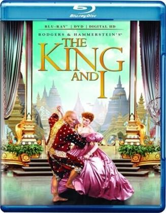 The King and I (1956) (Blu-ray + DVD)