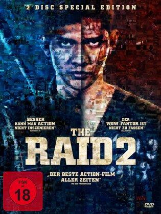The Raid 2 (2014) (Edizione Speciale, 2 DVD)