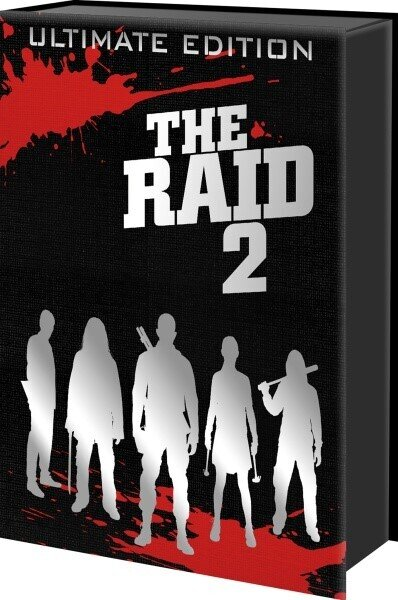 The Raid 2 (2014) (Edizione Limitata, Ultimate Edition, Blu-ray + 2 DVD + CD)