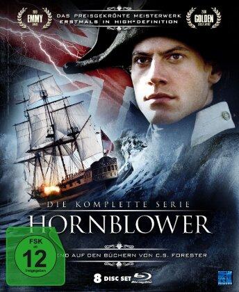 Hornblower - Die komplette Serie (8 Blu-rays)